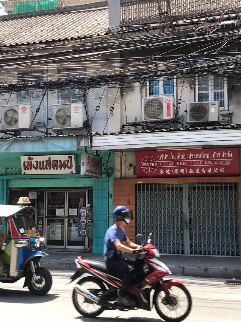 bangkok shophouses