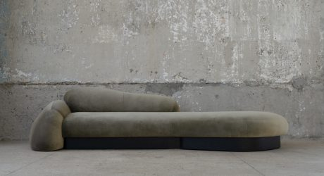 The PLYN Sofa by FAINA Is Inspired by the Soft Power of Water