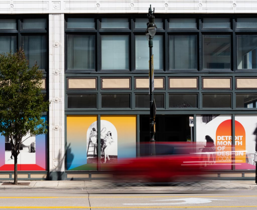 Detroit Month of Design Will Showcase the Creative Spirit of the City