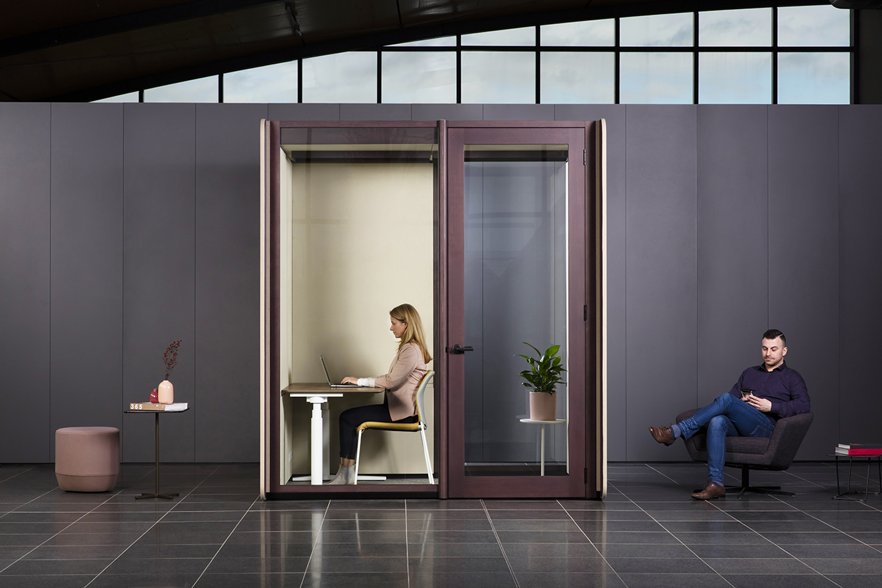 Meet the Focus Quiet Room Collection by Schiavello + Say Goodbye to Distractions