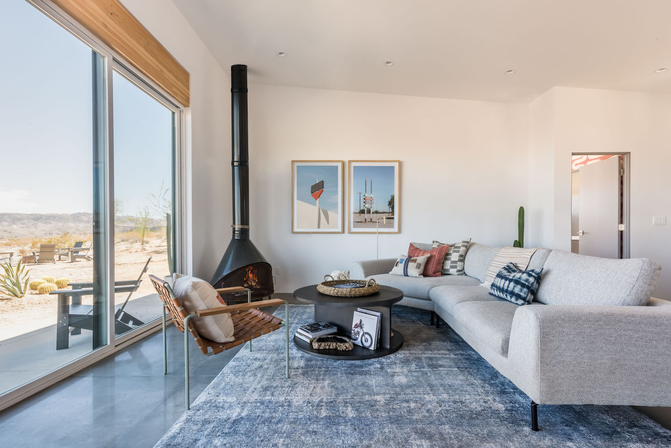 Hightail House Offers a Luxury Hotel Experience in Joshua Tree