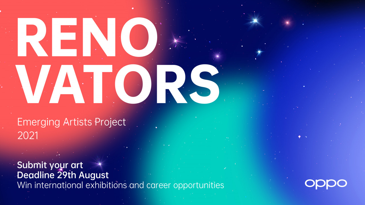 Calling All Art + Tech Creatives: The OPPO Renovators 2021 Project Is Underway!