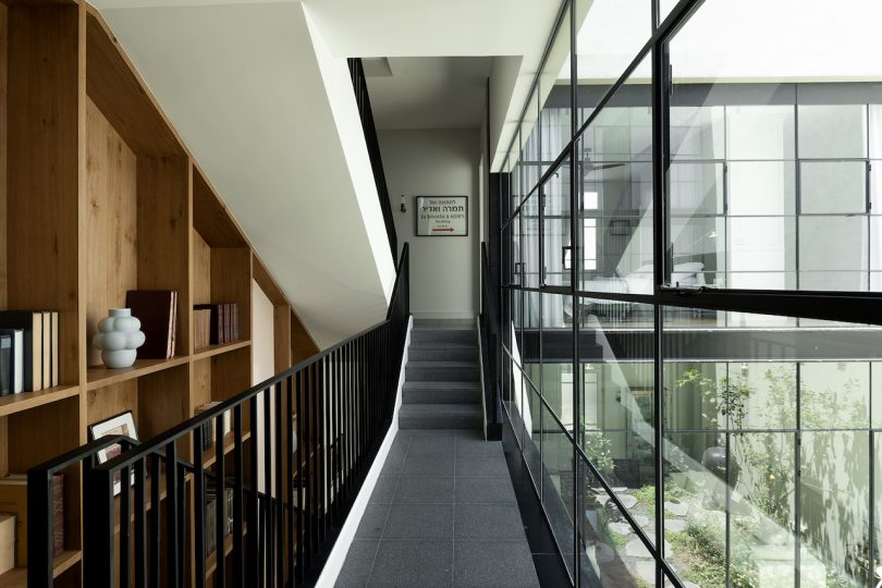 second level of home