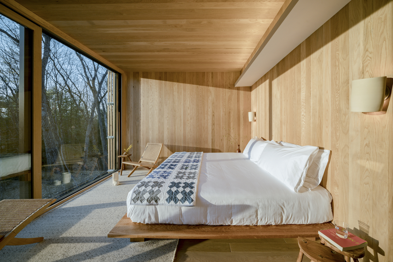 Piaule Catskill Is a 'Panorama Lodge' of Cabins in Upstate New York