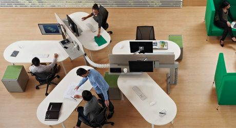 Built for Change: The Climate System by Schiavello Adapts to the Ever-Evolving Workplace