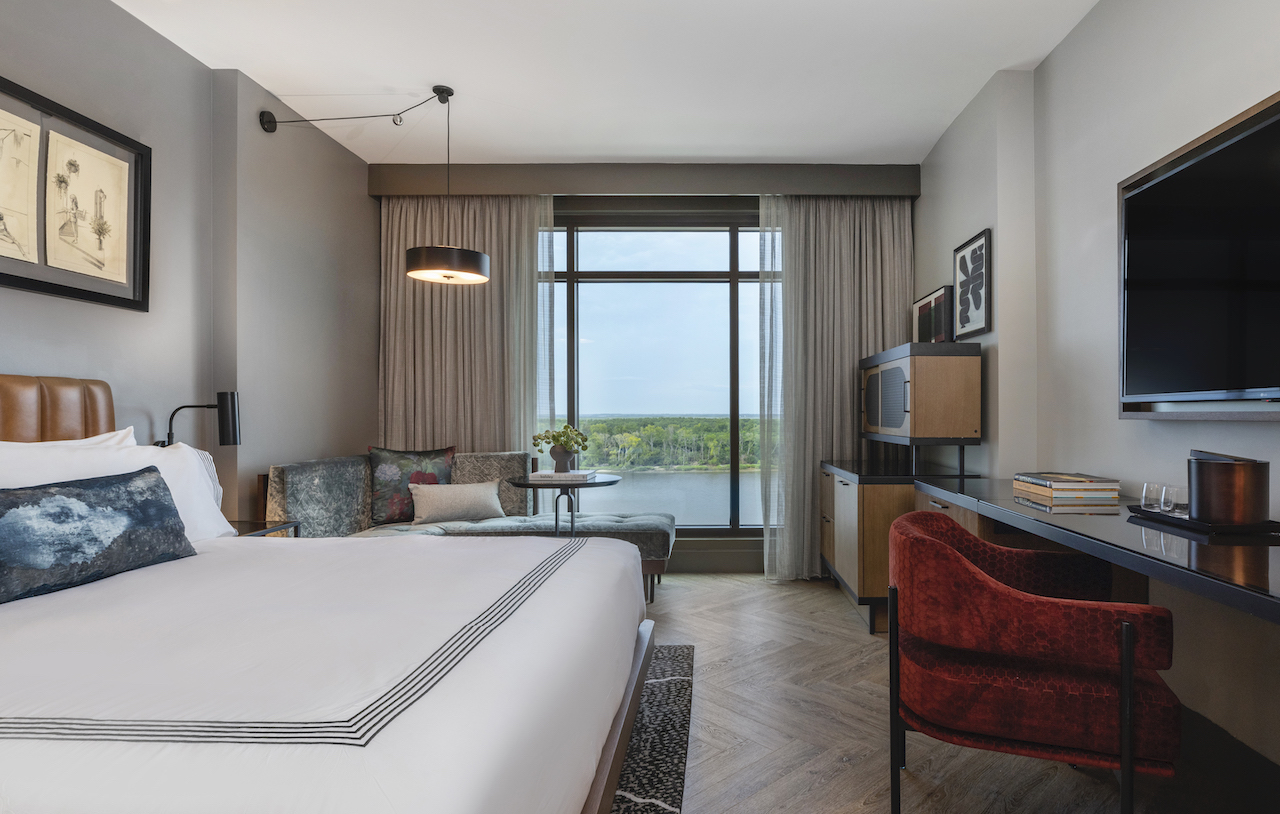 hotel room