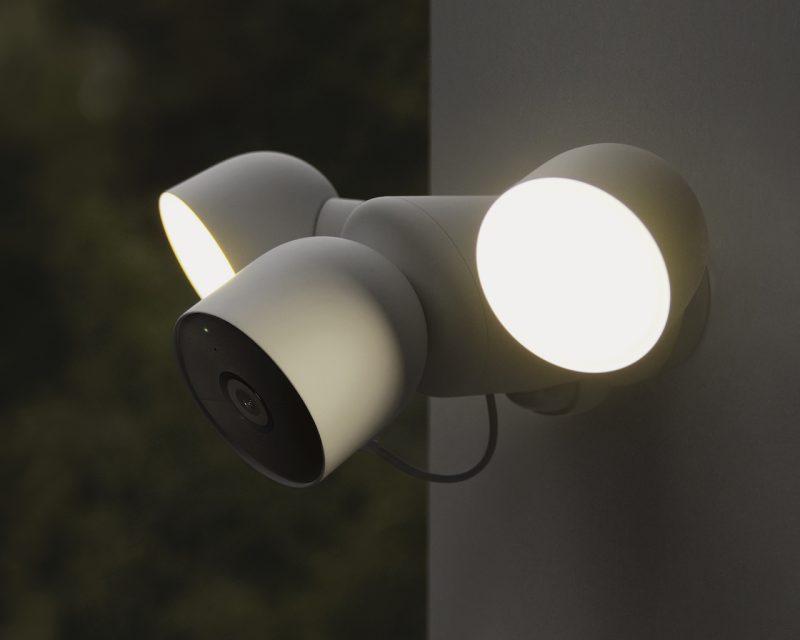 Google security cameras