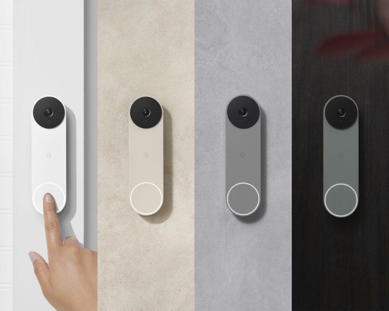 Google doorbells