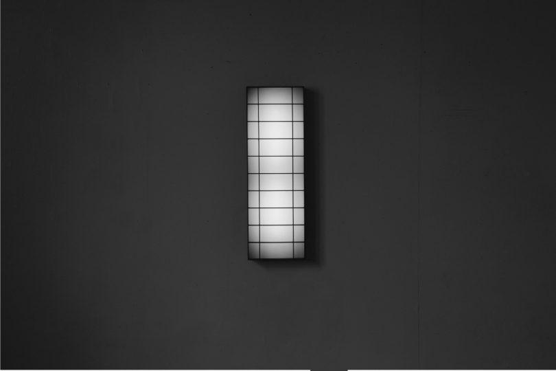 modern lightbox