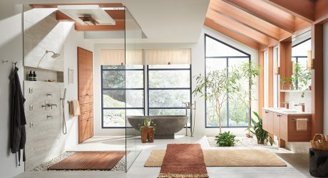 The Brizo® Brand's New Frank Lloyd Wright Bath Collection Expands on Wright's Iconic Influence
