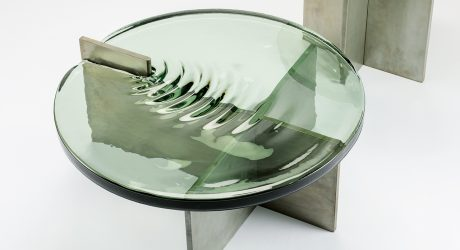 Empathic. Discovering a Glass Legacy Explores the Powers of Matter + Shape