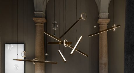 Fragments of Infinity Puts All Eyes on Giopato & Coombes' Lighting