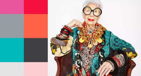 Get Inspired by Iris Apfel + Her Hand-Selected Color Palette for Lowe's