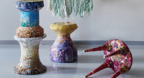 Mia Karlova Galerie Takes Part in GLUE With Design Dilemma