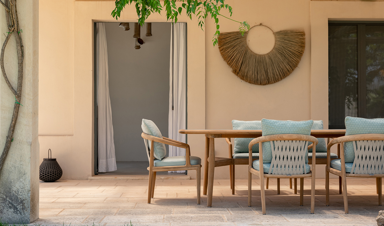 Poltrona Frau Launches Their Boundless Living Outdoor Collections