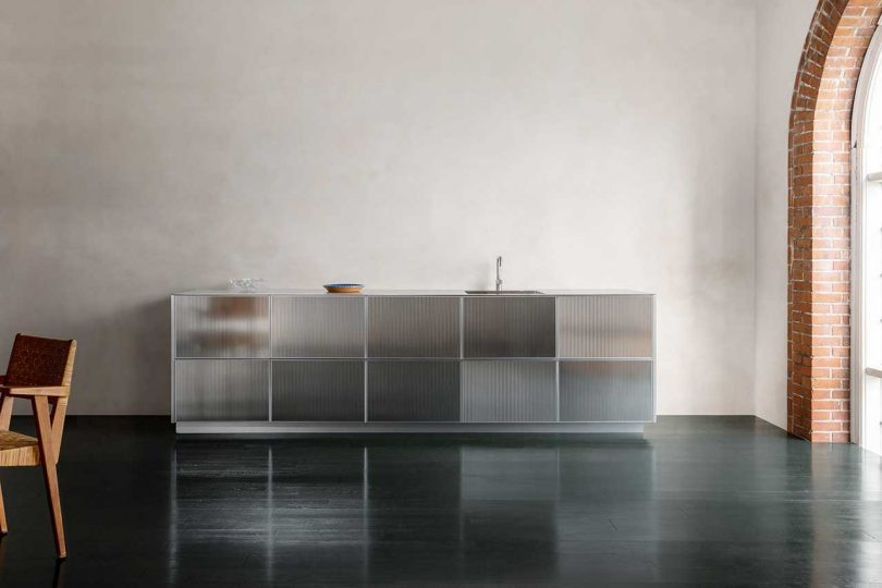 Reform Collaborates With Jean Nouvel on a Kitchen That Reflects