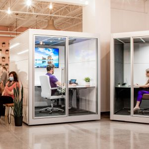 Get Back to Work Safely With the Help of SnapCab's New Office Products Launching at NeoCon
