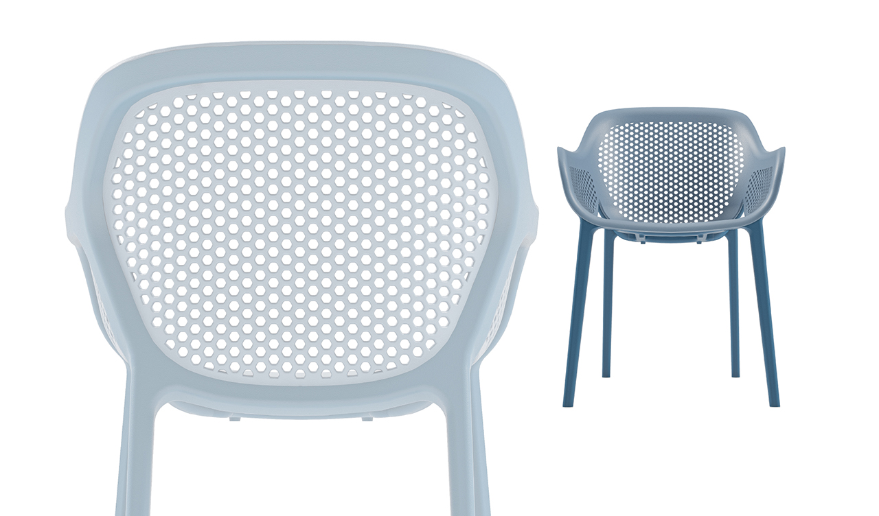 The Atra Armchair Continues the Rising Trend of Indoor/Outdoor Furniture