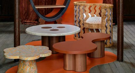 Explore the Wave Furniture Collection + Its Updated French Savoir-Faire Feel