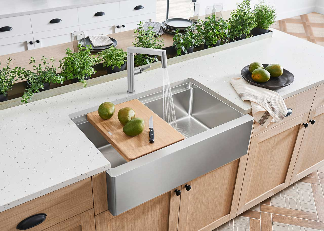 Wellness Benefits of Zoning Your Kitchen