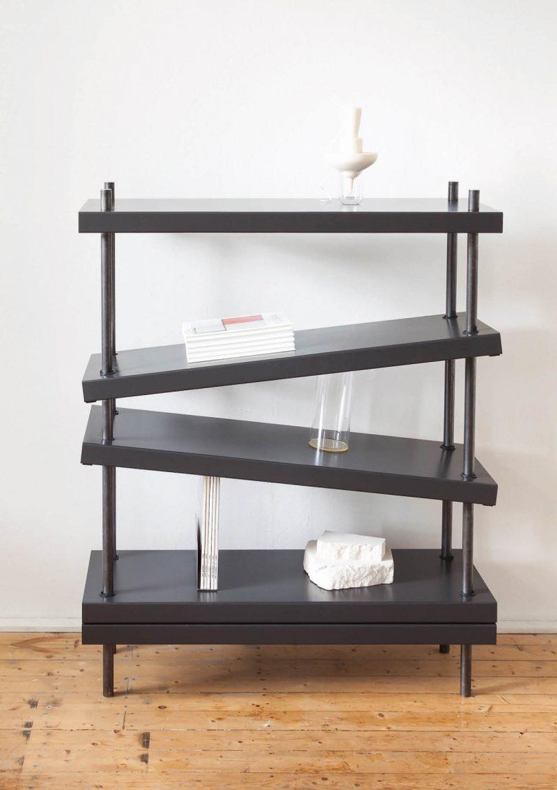 lopsided shelf