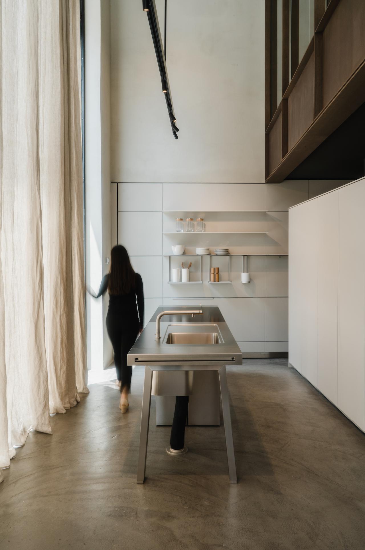 Main kitchen gallery