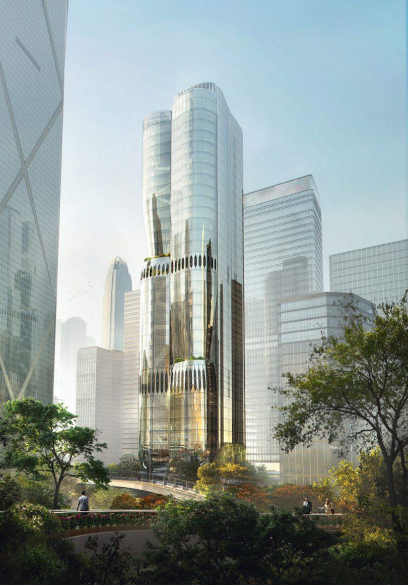 Henderson building rendering
