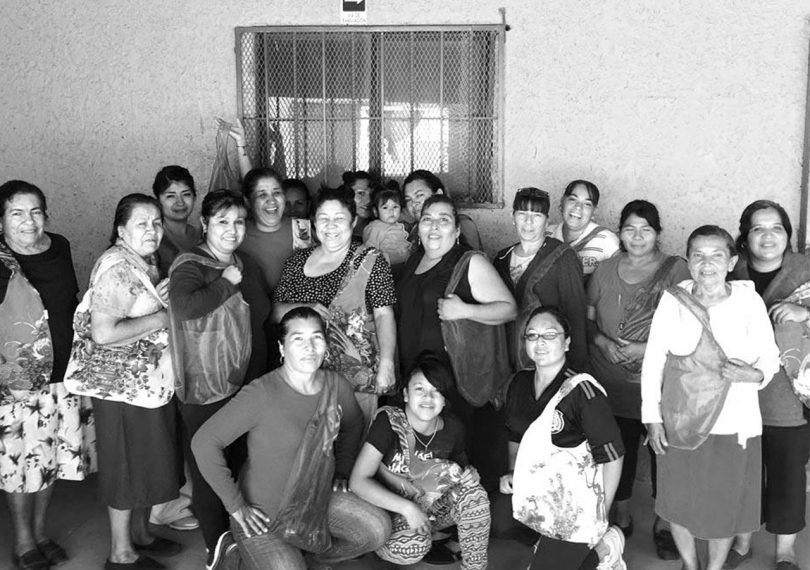 Junes all woman sewing co-op in juarez, mexico