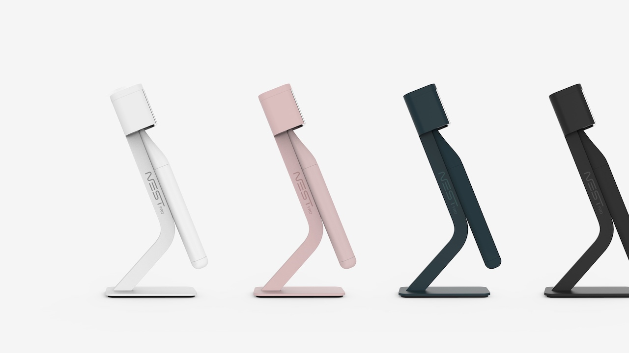 The Nest All-In-One Toothbrush Brings Innovative Design to Oral Hygiene