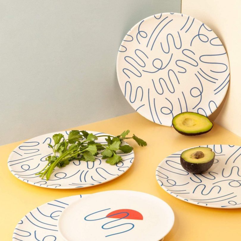 reusable plates and bowls