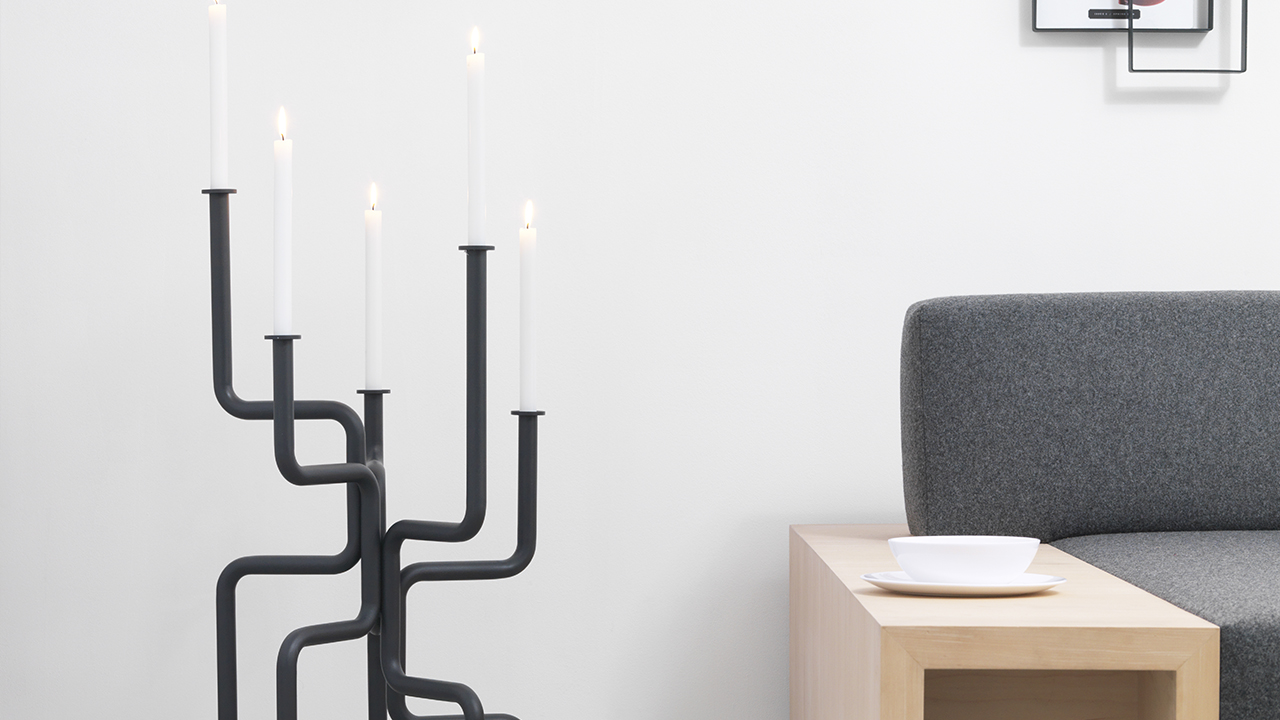 New Frederik Roijé Candleholders Breathe Light Into Your Space