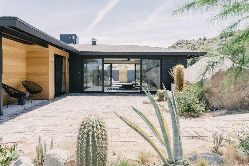 desert vacation house