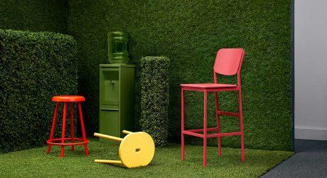 Inside Division Twelve's Colorful Designs