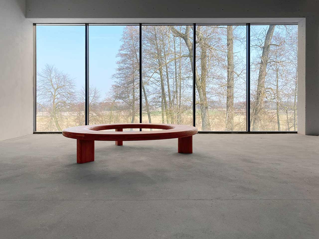 Tomek Rygalik Shares the Circula Bench Designed for Social Interaction