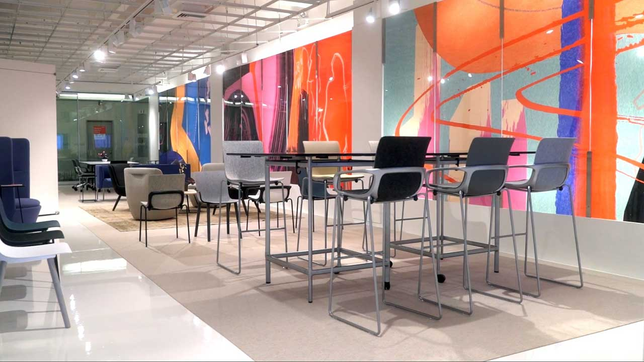 Keilhauer's New Collaboration With Kind Us With Love and Extra