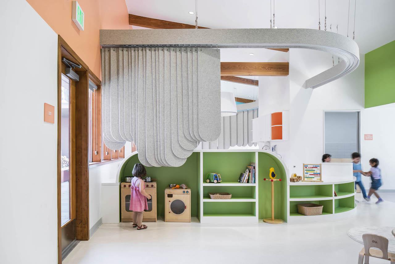 A Design-Centric Preschool in Los Angeles
